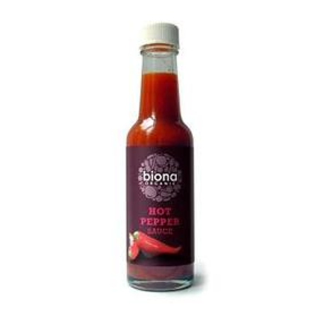 Sauce hot pepper 140ml