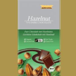 Chocolat noir noisettes 71% 100g