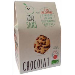 Biscuits chocolat 100g