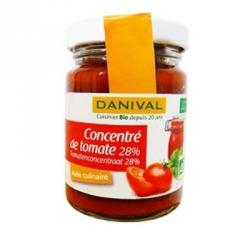 Concentre de tomate 28% 100g