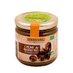 Dessert crème de marron 380g