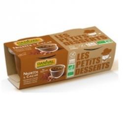 Dessert noisette cacao 220g