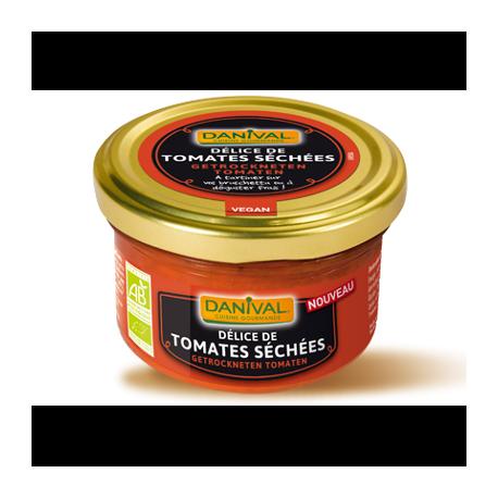 Délices de tomates séchées 100g