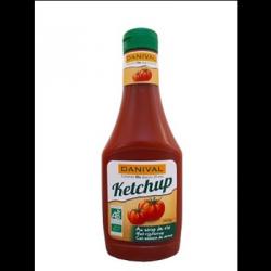 Ketchup au sirop de riz 560g