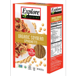 Spaghetti de soja 200g