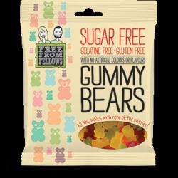 Gummy bears 100g
