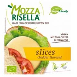 Mozzarisella basilic en tranches 80g