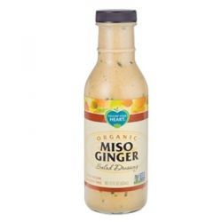 Sauce miso gingembre 355ml