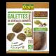 Galettes Lentilles germées - champignons & céleri 200g