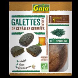 Galettes blé spiruline 200g