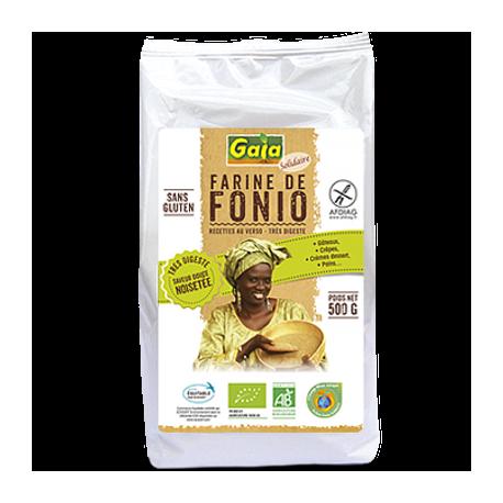 Farine de fonio 500g