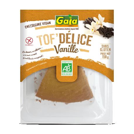 Tof'délice vanille 150g