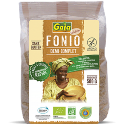 Fonio demi-complet 500g