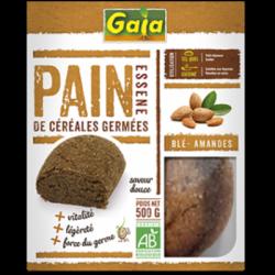 Pain essene blé amande 500g