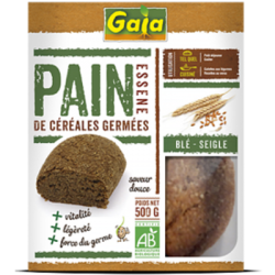Pain essene seigle 500g