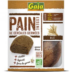 Pain essene blé 200g
