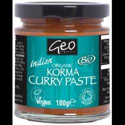 Pâte curry korma 180g