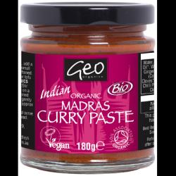 Pâte façon curry madras 180g