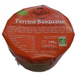 Terrine basquaise 180g