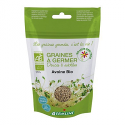 Graines à germer avoine 200g